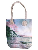 Timezone 10-3011 100 Canvas shopper
