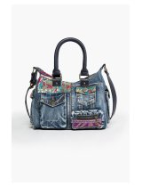 DESIGUAL 67X50P4 5001 BOLS LONDON MINI ETHNIC DEL